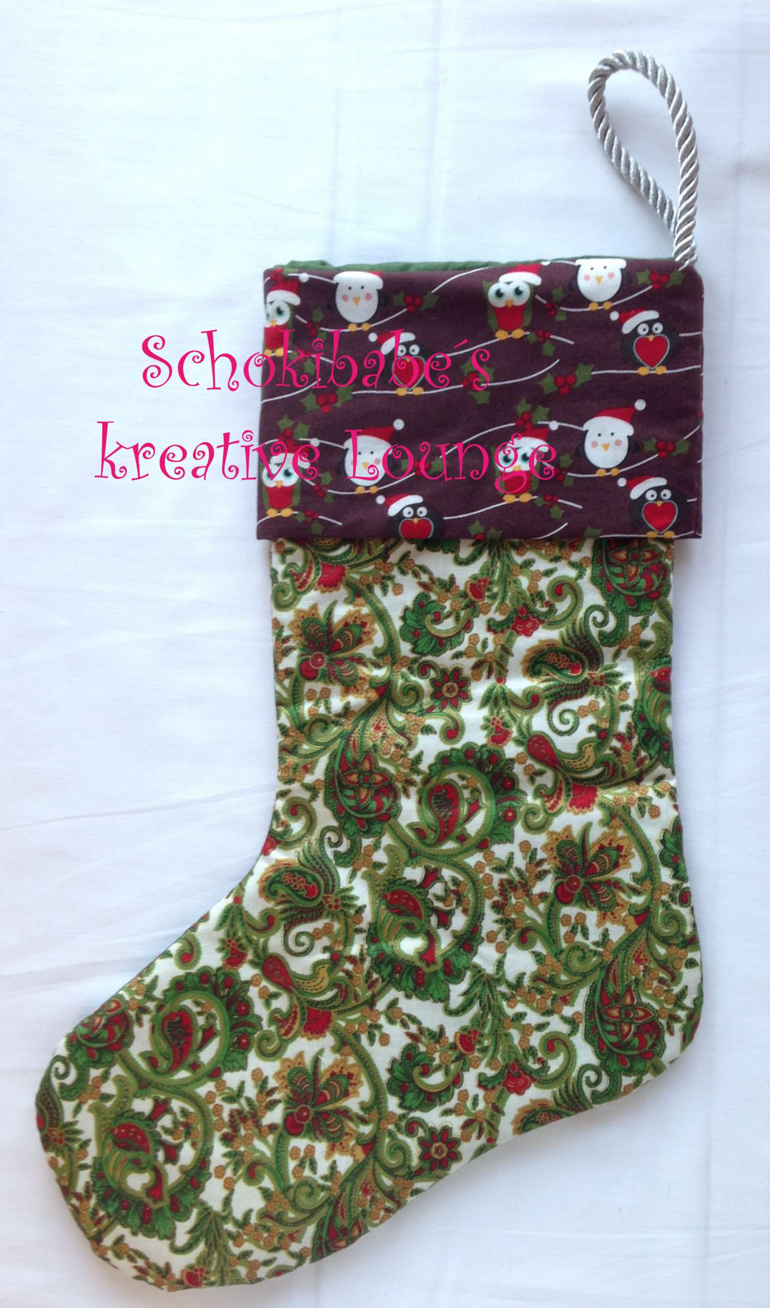 Schokibabe München stoffladen trudering weihnachten nikolaus