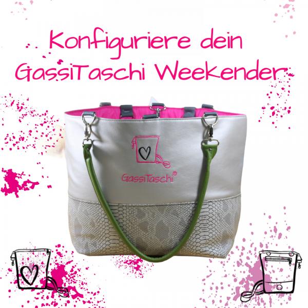 Weekender Gassi-Taschen ab