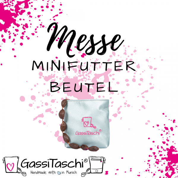 MiniFutterbeutel Messe