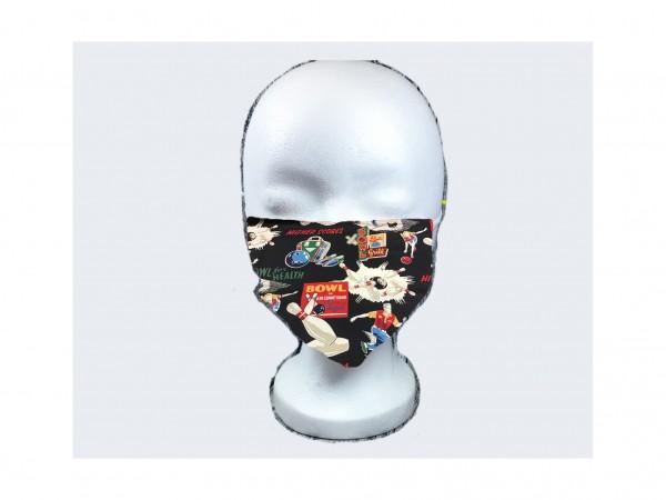 Gesichts Masken BOWLING