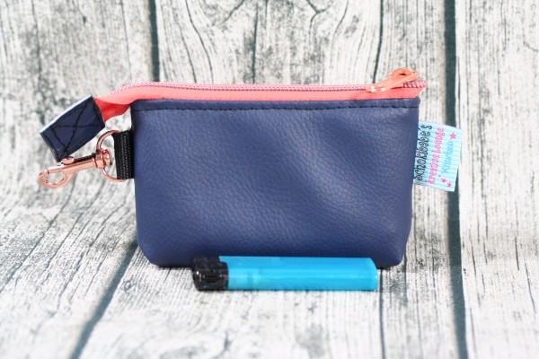 Mini Geldbeutel mit Reißverschluss passend zum GassiTaschi ab