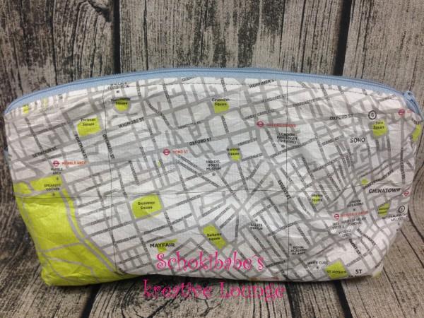 Kosmetiktasche City Bag London