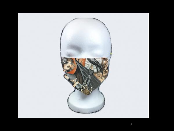 Gesichts Masken SKULLS