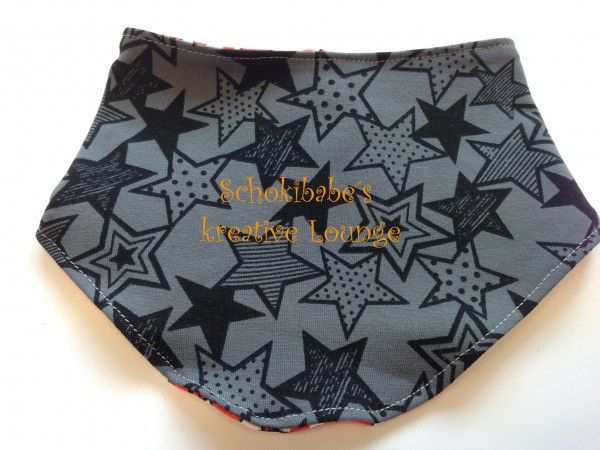 Halstuch Sterne-Nilpferd