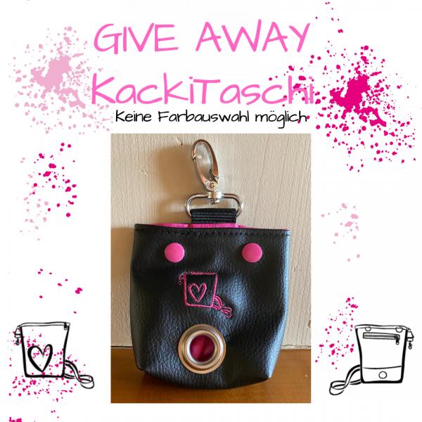 GiveAway KackiTaschi