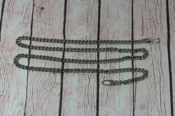 Umhängekette Silber 1,25m