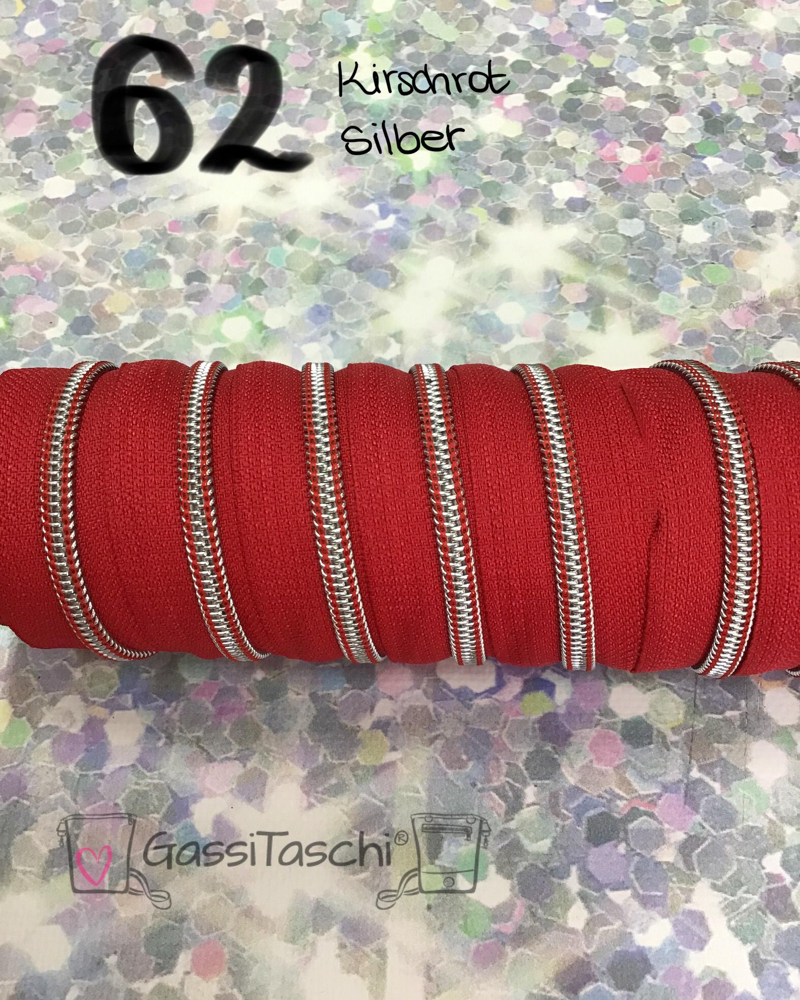 062-Kirschrot-silber