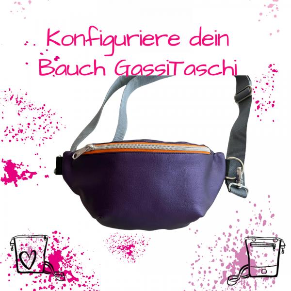 GassiBag GassiTaschi Bauchtasche ab