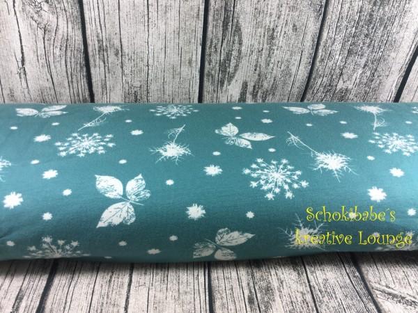RESTSTÜCK 88 cm Schneeflocke