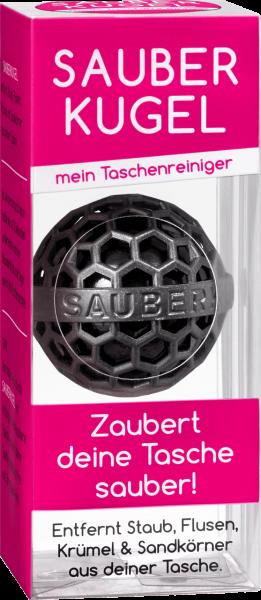 Sauberkugel SCHWARZ