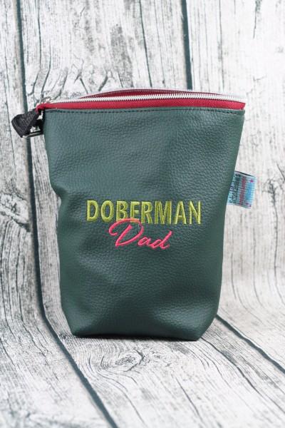 Gassi Taschi XXL Doberman Dad dklgrün - grün