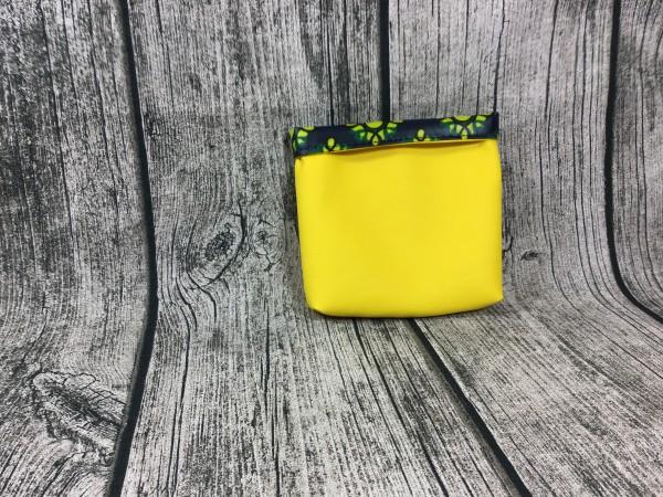 Mini Futterbeutel Kaylo gelb - Ornamente