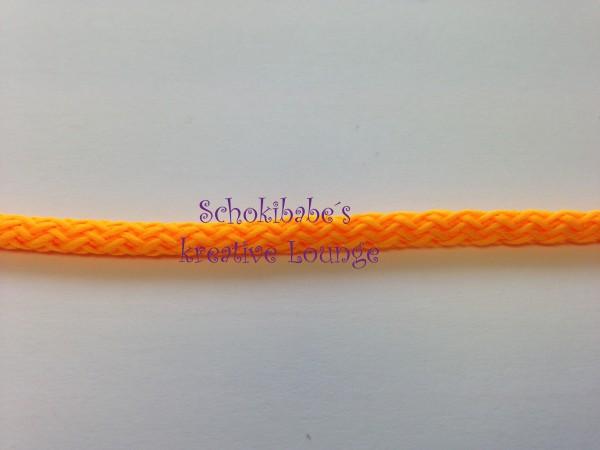 Kordel leuchtend orange