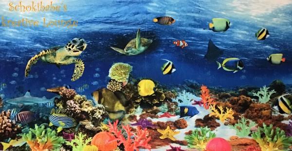 Frottee Meerestiere Raport