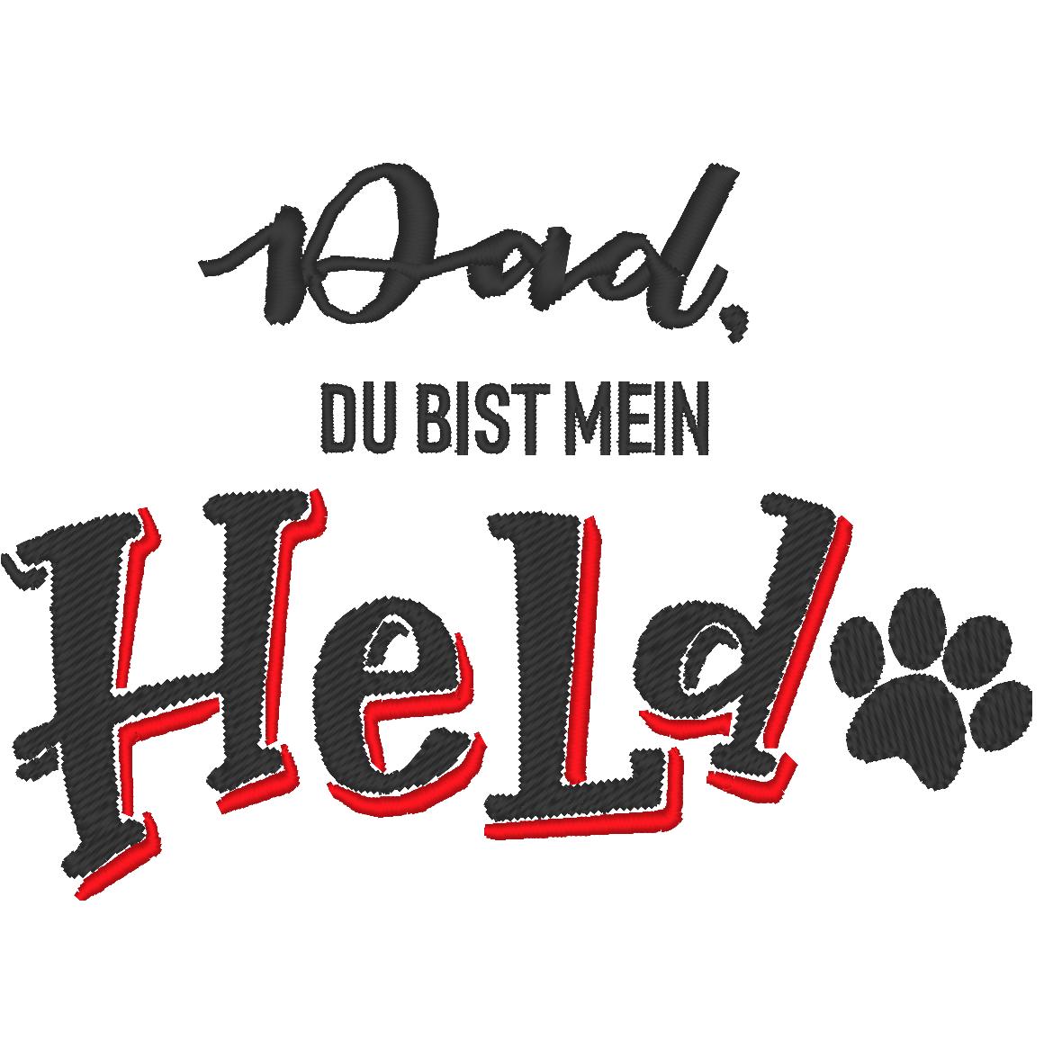 Dad_du_bist_mein_Held_Pfote