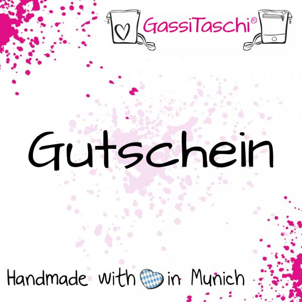 GassiTaschi Gutschein ab