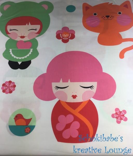 Baumwolle Tokio Mädchen USA