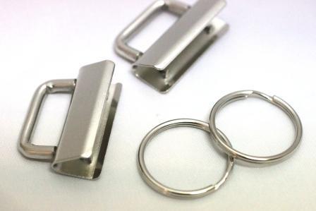 Schlüsselband - Rohling 25 mm 10er Pack Sonderangebot