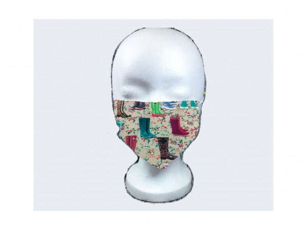 Gesichts Masken GUMMISTIEFEL
