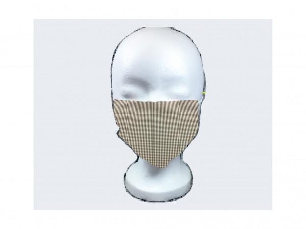 Gesichts Masken Minikaro Beige