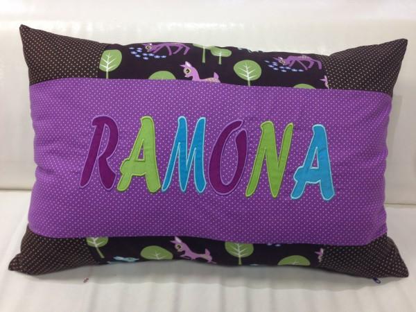 Namenskissen Ramona